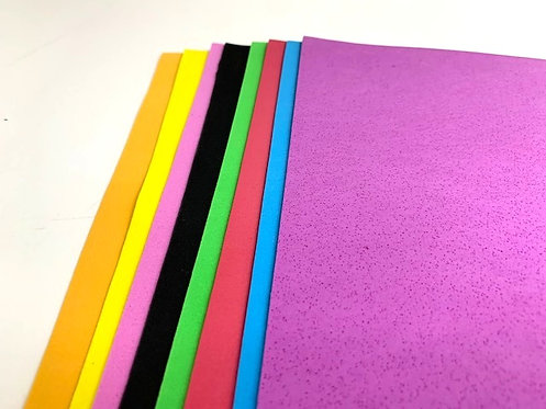 Colourful Foam Sheet for project making