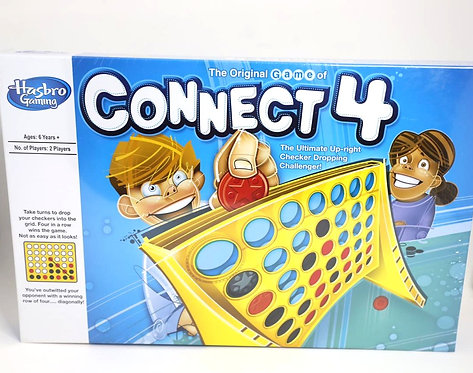 HASBRO Game Connect 4 ( 6+)