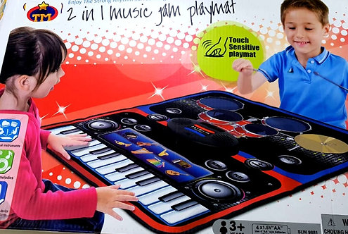 2 in 1 Musical Jam Mat