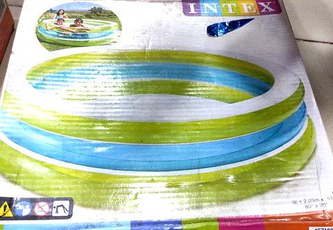 Intex kids 6.75 feet intant water swimming pool
