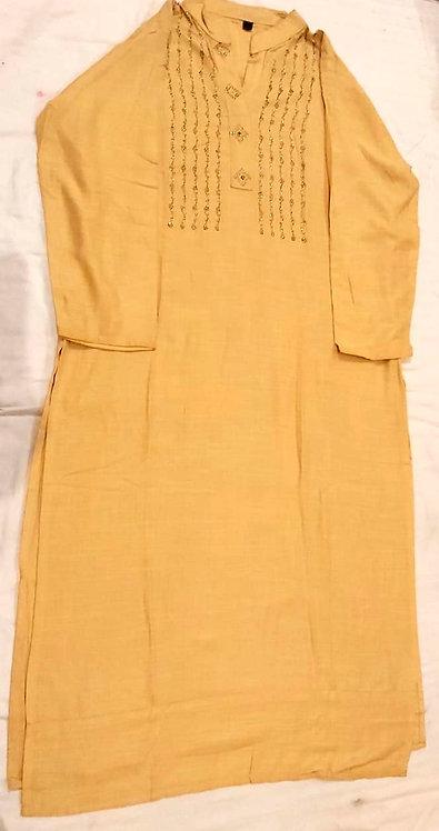 Cotton Kurti ( Size L )