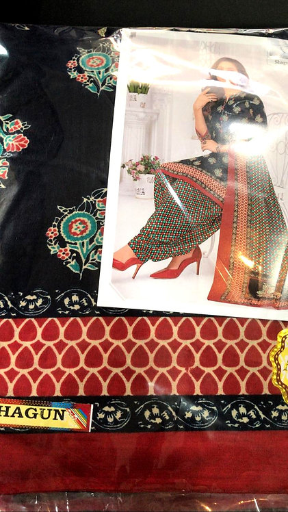 pure sofft cotton printed dress material with soft cotton dupatta