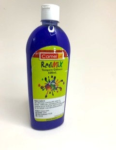 CAMLIN Redimix Tempera blue  colours (018 ) (500 ml )