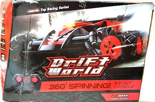 DRIFT WORLD STUNT CAR