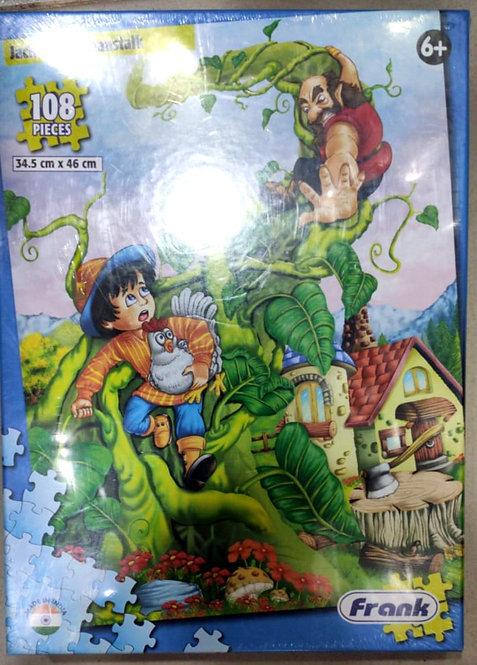 Jack& Beanstalk Puzzle ( 108 pcs ) ( age 6 + )