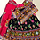 Thumbnail: Rayon cloth heavy work,mirror work chaniya choli with cotton soft dupatta