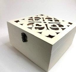Decorative Wooden Box (set of 4 )