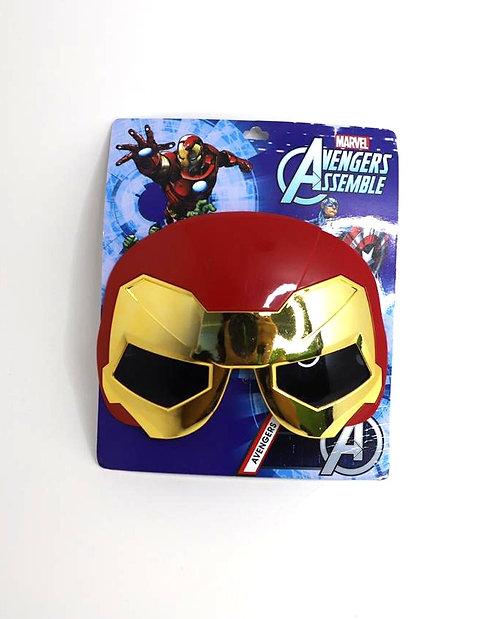 Avengers Iron man glasses.