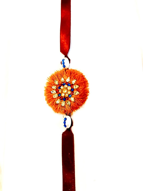 Exclusive Handmade rakhi for brother