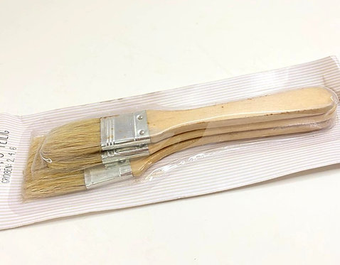 Artist Brush Set of 3