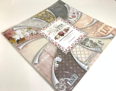 Printed Wrapping Paper Book ( 30 cm by 30 cm )