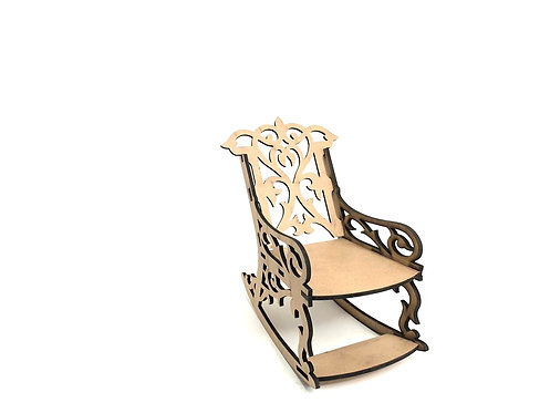 Decorative Chair (mobile stand )