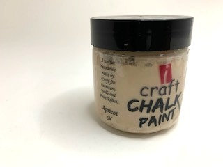 Craft Chalk Paint ( apricot n )