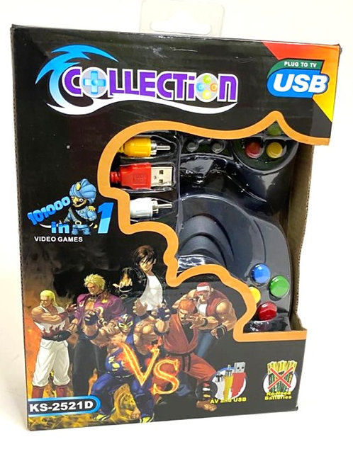 Video Game Plug To Tv USB