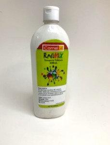 CAMLIN Redimix Tempera white  colours  ( no 478 )(500 ml )