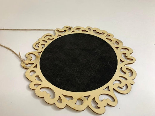 Decorative Hanging Wooden Board