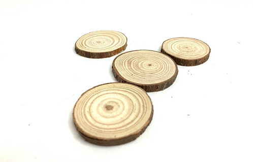 Decorative Wooden Slices ( for craft )