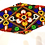 Thumbnail: Sindhi Embroidery 2 Layered Cloth Face Mask, Fully Sanitised & Safe