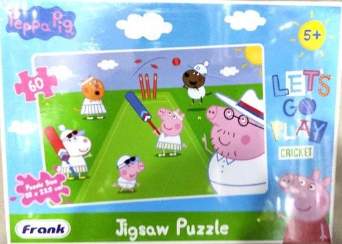 Pepa Pig Puzzle ( 60 pcs ) ( age 5 + )