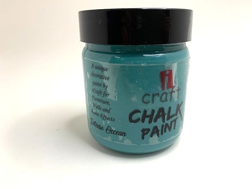 Craft Chalk Paint ( intense occean )