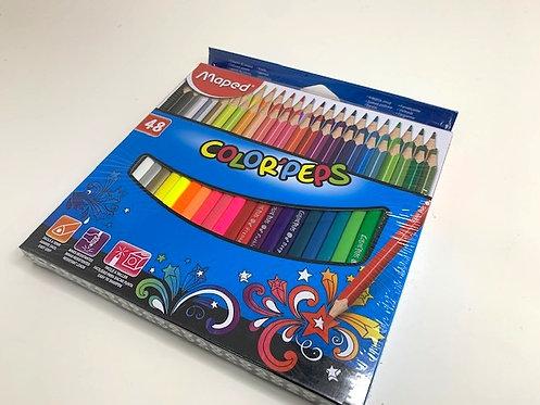 colorpeps (48 pcs )