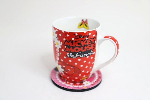 Disney mickey mouse ceramic mug