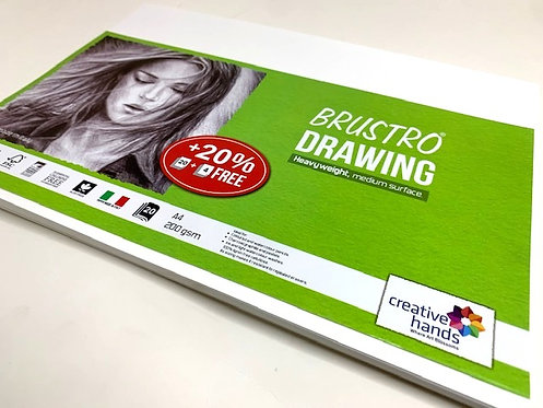 Drawing paper  (A4 size ) ( 200 gsm )