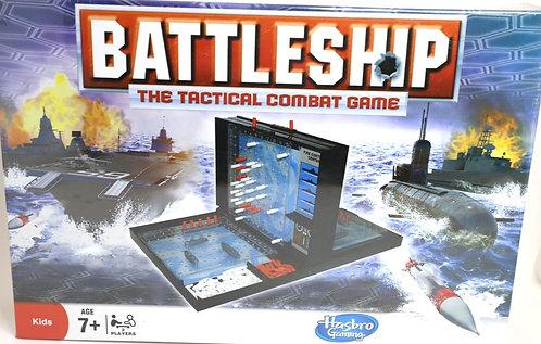 HASBRO Gaming Battleship tactical combat game