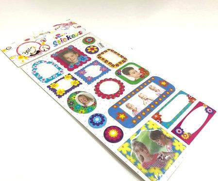 Photo Stickers (for scrap book )