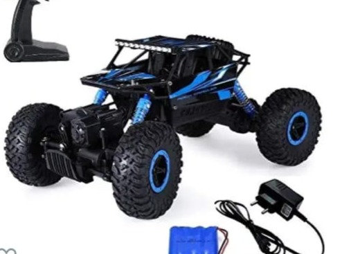 1:18 4Wd Rally Car Rock Carwler Off Road Race Monster Truck