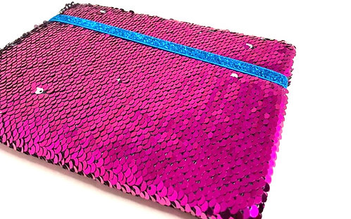 Sequin Colour Changing Dairy ( A5 Size )