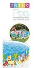 Intex kids 8 foot intant water swimming pool
