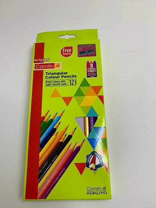 Colour Pencils (12 shades)