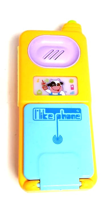 Mobile Phone For Kids With Music & Light