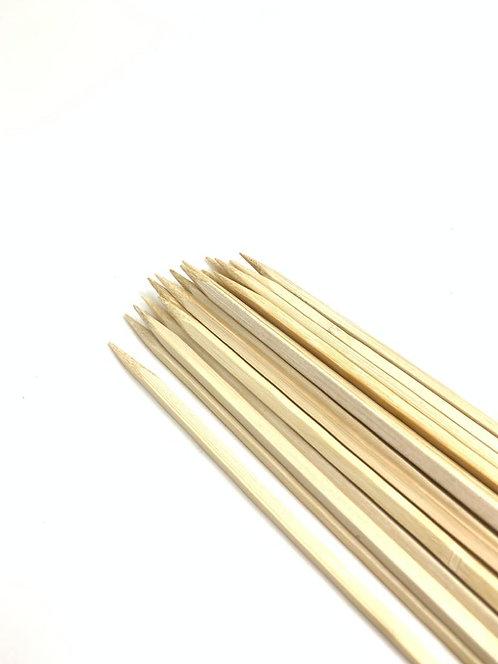 Wooden Stick For Craft (31cm Long) rectangular thin edge