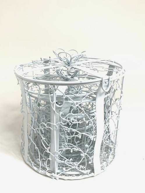 Decorative  Cage (set of 4 )
