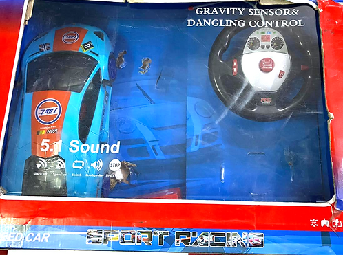 Sport Racing Car with Gravity Sensor, Dangling Control