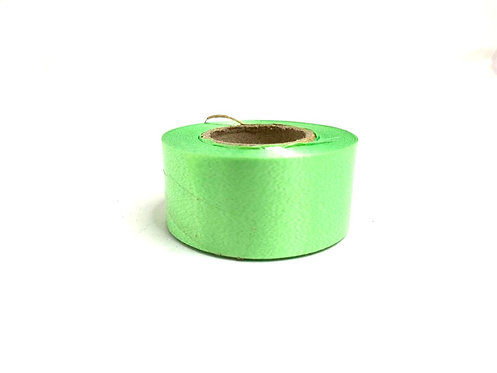 Birthday Decorative Ribbon  ( light green colour )