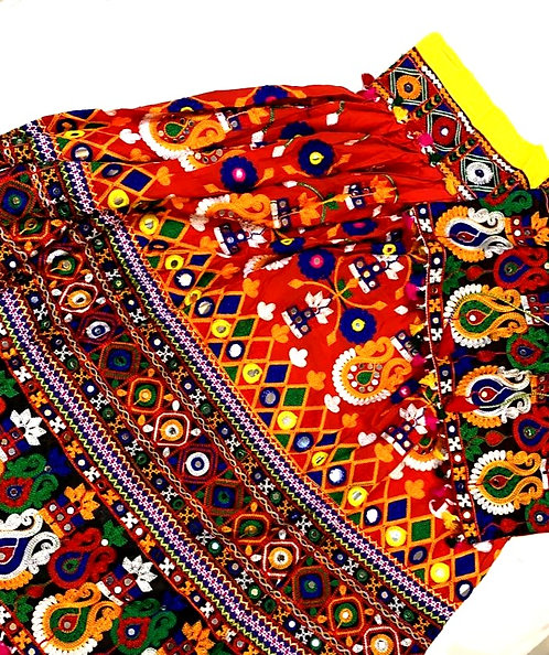 Heavy Embroidery chaniya choli