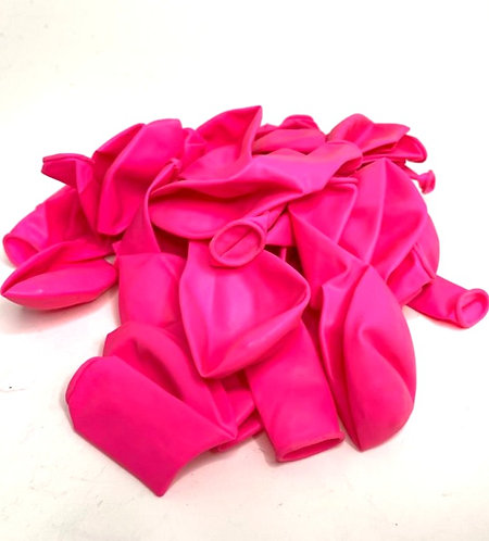 Large Size Balloons (35 pcs ) ( pink colour )