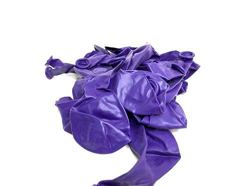 Large Size Balloons (25 pcs ) ( purple colour )
