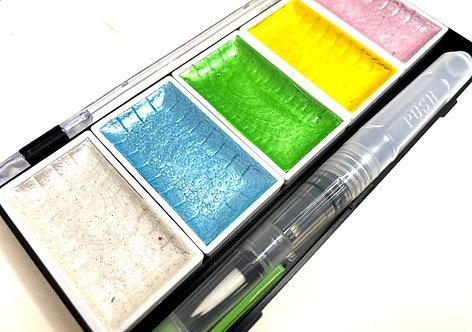 5 colour set gem colour
