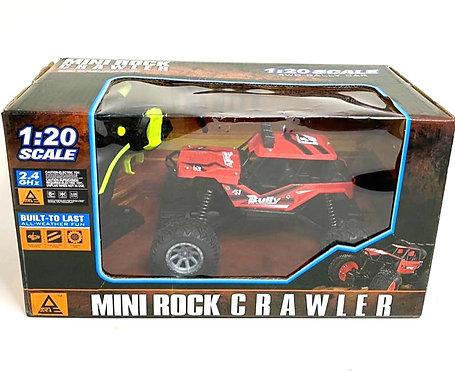 Mini Rock Car Wler