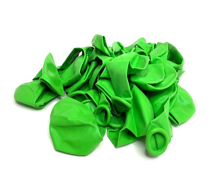 Large Size Balloons (25 pcs ) ( light green  colour )