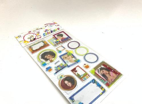 Photo Sticker ( for scrap book )
