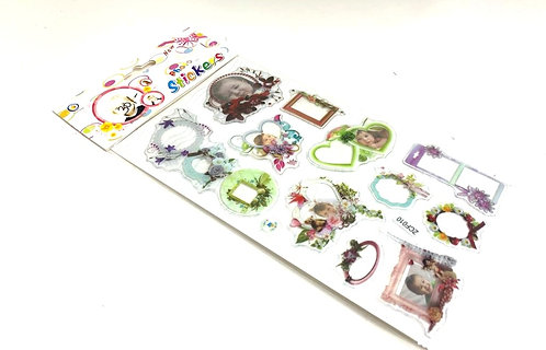 Photo Sticker (  for scrap book )