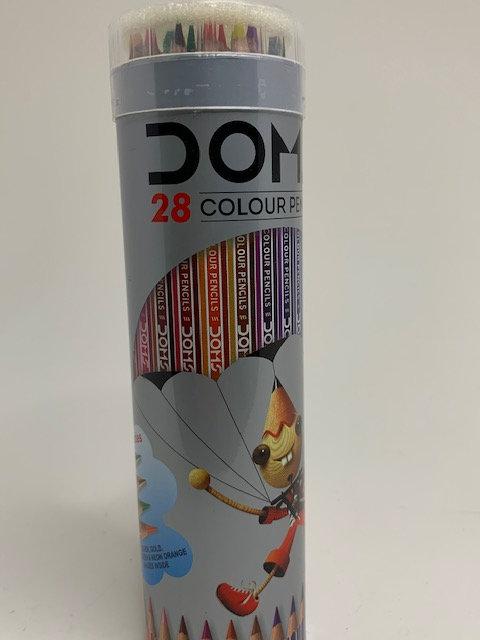 DOMS Colour Pencils (28 shades)