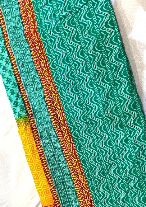 Pure sofft cotton saree