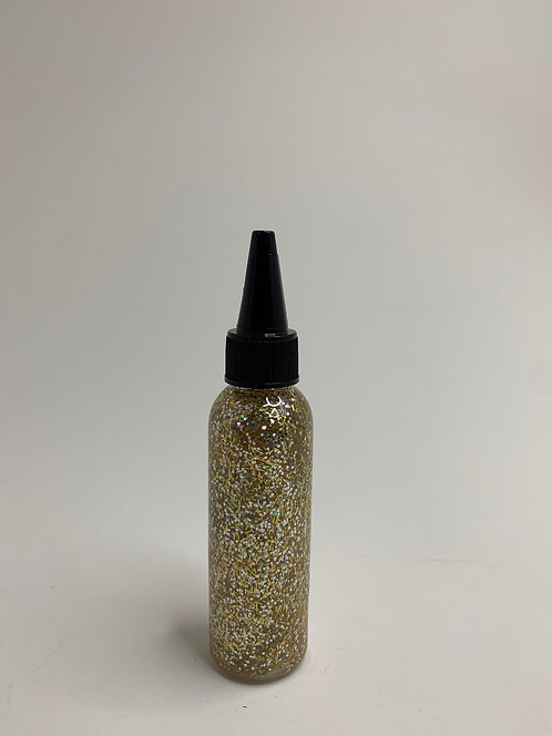 Glitter Glue (Golden)