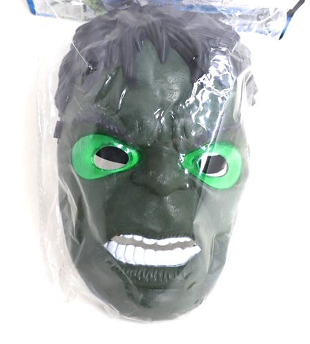 Avengers costume led light eye  mask ...hulk mask